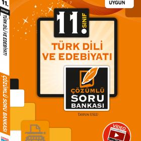 Evrensel Yay. 11. Sınıf Türk Dili Ve Edebiyatı Video Çözümlü Soru Bankası