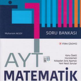 Beküp Yayınları AYT Matematik Soru Bankası