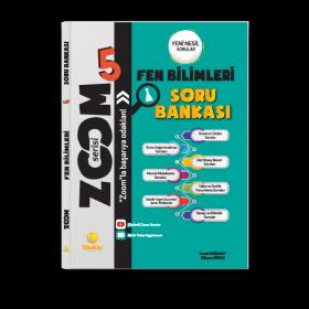 GÜNAY YAY. ZOOM SERİSİ FEN BİLİMLERİ 5 SORU BANKASI