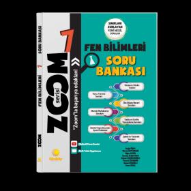 Günay Yayınları 7. Sınıf Fen Bilimleri Zoom Soru Bankası
