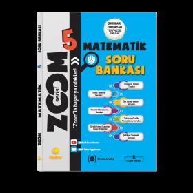 GÜNAY YAY. ZOOM SERİSİ MATEMATİK 5 SORU BANKASI