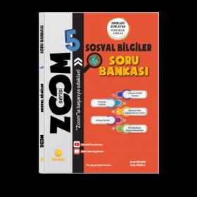GÜNAY YAY. ZOOM SERİSİ SOSYAL BİLGİLER 5 SORU BANKASI