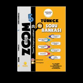 GÜNAY YAY. ZOOM SERİSİ TÜRKÇE 5 SORU BANKASI