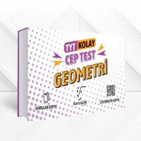 KAREKÖK YAY. TYT GEOMETRİ CEP TEST(KOLAY)