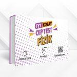 KAREKÖK YAY. TYT FİZİK CEP TEST(KOLAY)