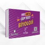 KAREKÖK YAY. TYT BİYOLOJİ CEP TEST(ORTA)