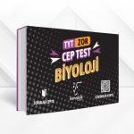KAREKÖK YAY. TYT BİYOLOJİ CEP TEST(ZOR)