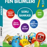Everensel Yay. 7.Sınıf Fen Bilimleri Video Çözümlü Soru Bankası