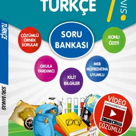 Evrensel Yay. 7.Sınıf Türkçe Video Çözümlü Soru Bankası