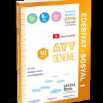 AYT10luEdebiyat–Sosyal1Deneme