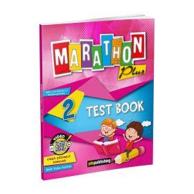 Marathon Plus 2 New Edition - Test Book