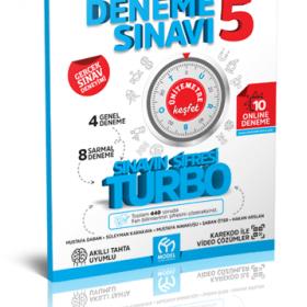 Turbo Fen Bilimleri 5 Deneme Sınavı