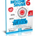 Turbo Fen Bilimleri 6 Deneme Sınavı