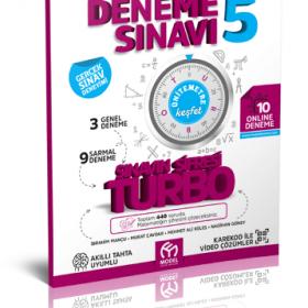 Turbo Matematik 5 Deneme Sınavı