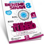 Turbo Matematik 8 Deneme Sınavı