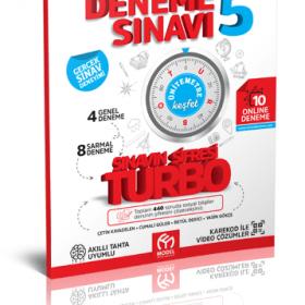 Turbo Sosyal Bilgiler 5 Deneme Sınavı