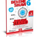 Turbo Sosyal Bilgiler 6 Deneme Sınavı