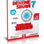 Turbo Sosyal Bilgiler 7 Deneme Sınavı