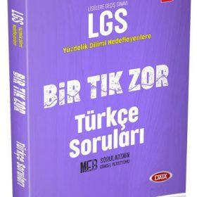 LGS Bir Tık Zor Türkçe Soruları