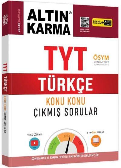 tyt turkce
