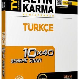 tyt turkce deneme