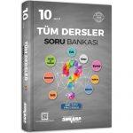 Ankara Yayınları 10.Sınıf Tüm Dersler Soru Bankası