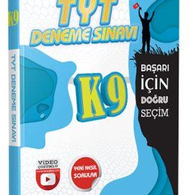 Evrensel İletişim Yayınları K9 TYT Deneme Sınavı