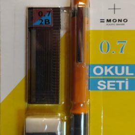 Tombow SH-300 Grip 07 Kalem Seti Turuncu