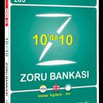 Tonguç Yayınları 8. Sınıf 10'da 10 Zoru Bankası