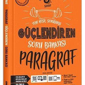 Ankara Yayıncılık 8. Sınıf Güçlendiren Paragraf Soru Bankası