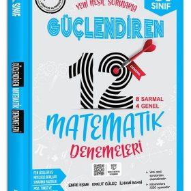 Ankara Yayıncılık 6. Sınıf Güçlendiren Matematik 12 Deneme Sınavı