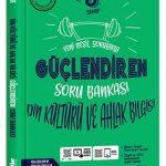 Ankara Yayıncılık 8.Sınıf Güçlendiren Din ve Ahlak Bilgisi Kültürü Soru Bankası