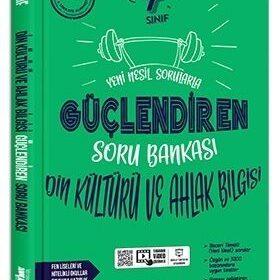 Ankara Yayıncılık 7. Sınıf Güçlendiren Din Kültürü Soru Bankası