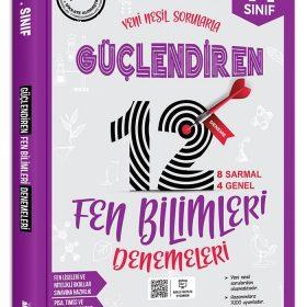 Ankara Yayıncılık 7. Sınıf Güçlendiren Fen Bilimleri 12 Deneme Sınavı