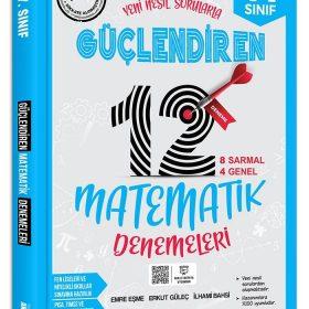 Ankara Yayıncılık 7. Sınıf Güçlendiren Matematik 12 Deneme Sınavı