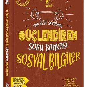 Ankara Yayıncılık 7. Sınıf Güçlendiren Sosyal Bilgiler Soru Bankası