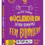 Ankara Yayıncılık 8.Sınıf Güçlendiren Fen Bilimleri Soru Bankası