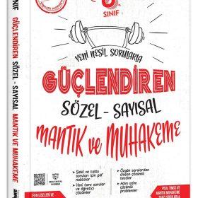 Ankara Yayıncılık 8. Sınıf Güçlendiren Sayısal-Sözel Mantık ve Muhakeme Soru Bankası