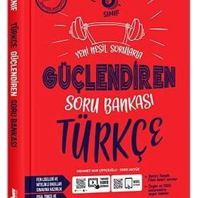 Ankara Yayıncılık 8.Sınıf Güçlendiren Türkçe Soru Bankası
