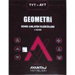 Avantaj Yayınları TYT - AYT Geometri Konu Fasikülleri