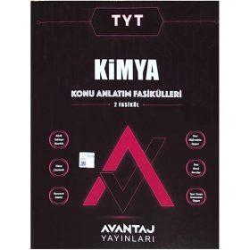 Avantaj Yayınları TYT Kimya Konu Fasikülleri