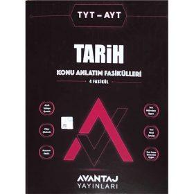 Avantaj Yayınları TYT - AYT Tarih Konu Fasikülleri