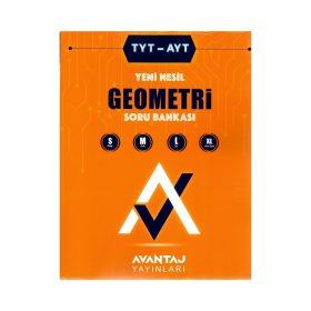 Avantaj Yayınları TYT AYT Geometri Soru Bankası