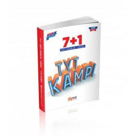 Başarı Teknik Yayınları 7+1 TYT Eşit Ağırlık Kamp Kitabı