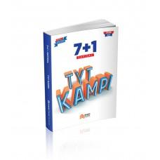 Başarı Teknik Yayınları 7+1 TYT Sayısal Kamp Kitabı
