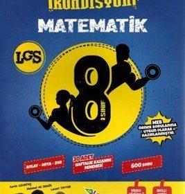 Newton Yayınları 8.Sınıf Kondisyon Matematik Deneme