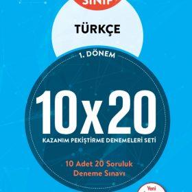 BLOKTEST 5.SINIF TÜRKÇE 10×20 KAP DENEME (1.DNM)