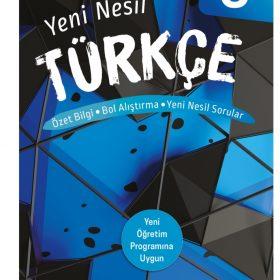 BilgiKüpü 6. Sınıf Yeni Nesil Türkçe Soru Bankası