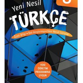 BilgiKüpü 8. Sınıf Yeni Nesil Türkçe Soru Bankası