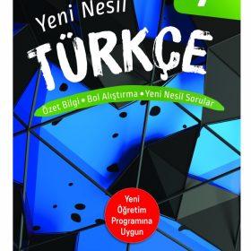 BilgiKüpü 7. Sınıf Yeni Nesil Türkçe Soru Bankası